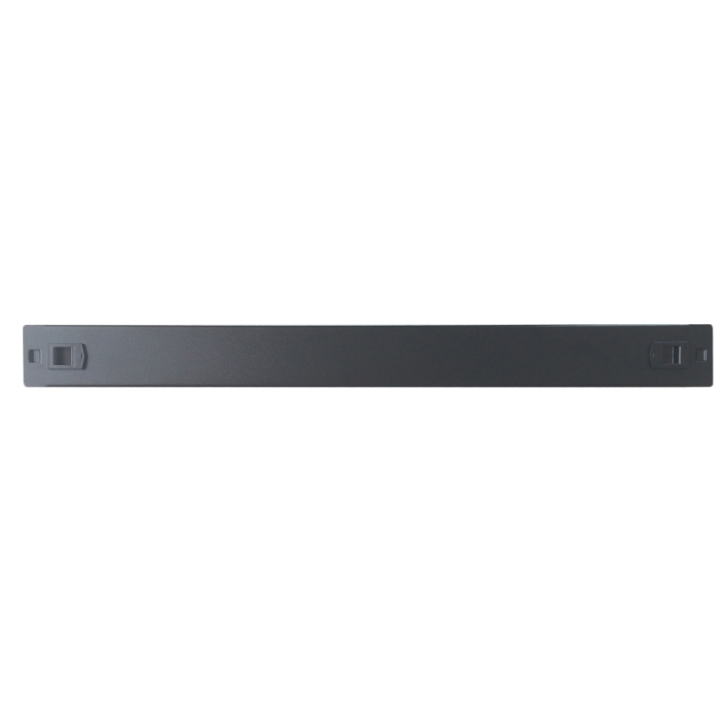 WPN-ABP-1SL-B | PANELLO CIECO SCREWLESS 1U, NERO RAL9005 | WP Rack | distributori informatica