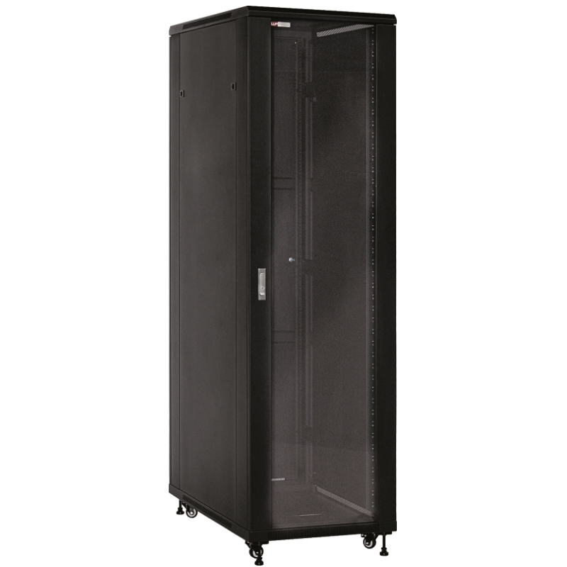 "WPN-RNB-22606-B | ARMADIO RACK 19"" 22U SERIE RNB 600X600 MM, NERO 